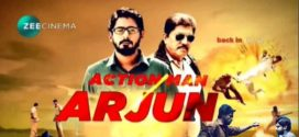 Action Man Arjun (Arjuna) 2018 Hindi Dubbed 720p HDTVRip 700MB Download