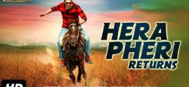 Hera Pheri Returns (2018) Hindi Dubbed 720p HDRip 700MB MKV