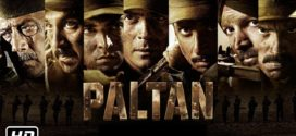 Paltan (2018) Hindi Movie 720p HDRip 700MB x264