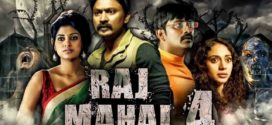 Raj Mahal 4 (Yaamirukka Bayamey) 2018 Hindi Dubbed 720p HDRip 700MB Download