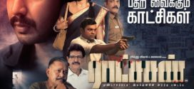 Ratsasan (2018) Tamil Movie 720p HDRip 700MB ESub