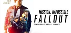 Mission Impossible 6 (2018) Hindi Dubbed ORG 720p HDRip 700MB ESubs
