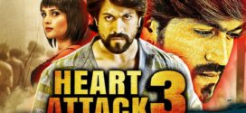 Heart Attack 3 (Lucky) 2018 Hindi Dubbed 720p UNCUT HDRip 700MB Download