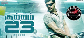 Khatarnak Policewala (Kuttram 23) 2018 Hindi Dubbed 720p HDRip 700MB Download