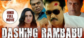 Dashing Rambabu 2019 Hindi Dubbed 720p HDRip 700MB Download