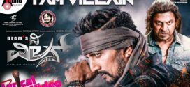 The Villain (2019) Hindi Dubbed Movie 720p HDRip 700MB x264 ESubs