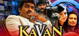 Kavan 2019 Hindi Dubbed Movie 720p HDRip 700MB Download