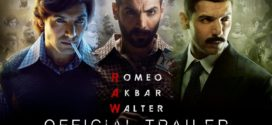 Romeo Akbar Walter (2019) Hindi Full Movie 720p HDRip 700MB Download