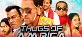 Thugs Of Amrica (2019) Hindi Dubbed Movie 720p UNCUT HDRip 700MB x264