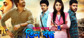 Tin Bondhu 2019 Bangla Dubbed Movie 720p HDRip 1GB & 300MB Download