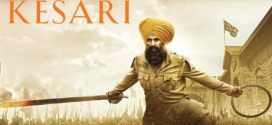 Kesari (2019) Hindi Movie 720p HDRip 700MB ESub Download