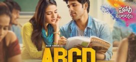 ABCD (American Born Confused Desi 2019) Telugu Movie 720p HDRip 700MB ESub Download