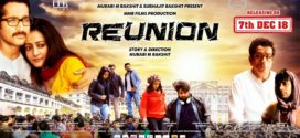 Reunion (2019) Bengali Full Movie 720p HDRip 700MB x264 Download