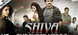 Shiva The Super Hero 3 (2019) Hindi Dubbed ORG Movie 720p HDRip 700MB ESubs