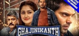 Ghajinikanth 2019 Hindi Dubbed Movie 720p HDRip 700MB Download
