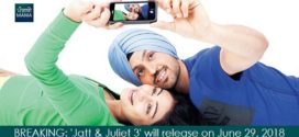Jatt & Juliet 2019 Hindi Dubbed Movie 720p HDRip 700MB x264