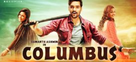 Columbus 2019 Hindi Dubbed Movie 720p HDRip 700MB MKV