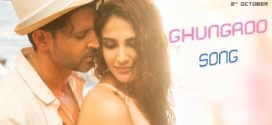 Ghungroo (War) Video Song 2019 Ft. Hrithik Roshan & Vaani Kapoor 720p HDRip Download