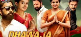 Dhwaja 2019 Hindi Dubbed Full Movie 720p HDRip 700MB MKV Download