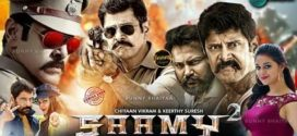 Saamy 2 2019 Hindi Dubbed 720p HDRip 700MB MKV Download