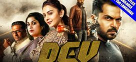 Dev 2019 Hindi Dubbed 720p UNCUT HDRip 700MB MKV Download