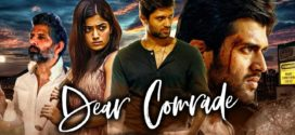 Dear Comrade (2020) Hindi Dubbed 720p UNCUT HDRip 1.2GB | 350MB MKV