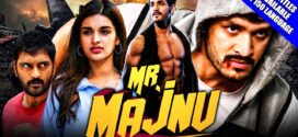 Mr. Majnu 2020 Hindi Dubbed Movie 720p HDRip 600MB MKV Download