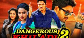 Dangerous Khiladi 2 2020 Bangla Dubbed Movie 720p HDRip 1.4GB | 350MB x264 MKV