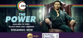 The Power 2021 Hindi Full Movie 720p ZEE5 HDRip ESubs 1GB | 300MB Download