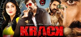 Krack 2021 Telugu 720p HDRip 800MB ESub Download