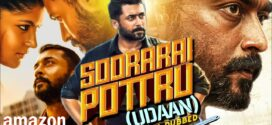 Soorarai Pottru (Udaan) 2021 Hindi Dubbed 720p HDRip ESubs 1.5GB | 400MB Download