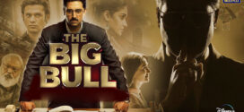 The Big Bull 2021 Hindi Movie 720p DSNP HDRip ESubs 1.6GB | 400MB Download