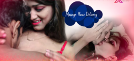 18+ Massage Home Delivery 2021 XPrime Hindi Short Film 720p HDRip 200MB x264 AAC